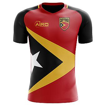2018-2019 East Timor Home Concept Football Shirt