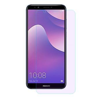 Huawei Y7 2018 screen protector 9 H laminerat glas tank skydd glas härdat glas