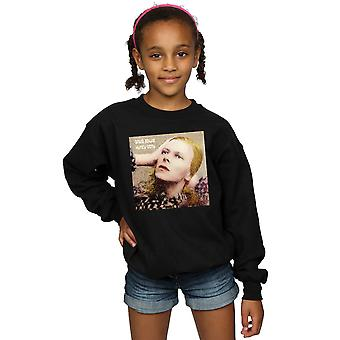 David Bowie Girls Hunky Dory Album Cover Sweatshirt