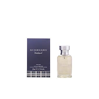 Burberry Weekend Men Eau De Toilette Vapo 50ml New Perfume Spray Sealed Boxed