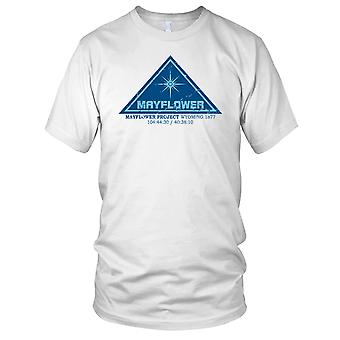 Mayflower Project Close Encounters Ladies T Shirt