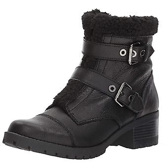 Anne Klein Women's Lolly Leather Fashion Boot,