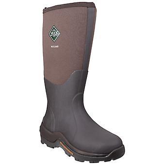 Muck Boots Unisex Wetland Hi Wellington Boots