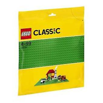 LEGO 10700 Placca Classic verde