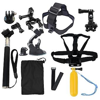 GoPro Accessories-11 parts | Combokit