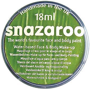 Snazaroo известь зеленый макияж 18 мл.
