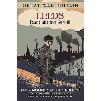 الحرب العظمى بريطانيا ليدز-تذكر 1914-18 مور لوسي-نقولا ف