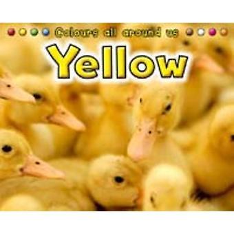 Amarelo por Daniel Nunn - livro 9781406226089