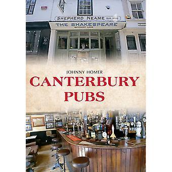 Canterbury Puby przez Johnny Homer - 9781445650937 książki