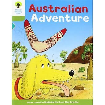 Drzewo Reading Oxford: Etap 7: bardziej historie B: Australian Adventure