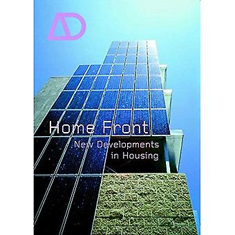Front domu: Nowe osiągnięcia w obudowie
