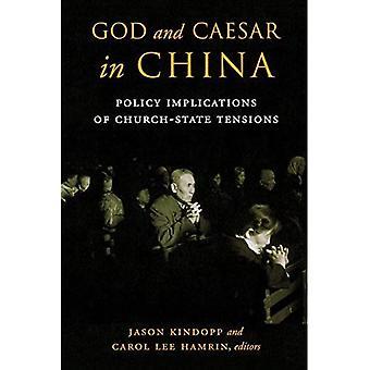 God en Caesar in China: beleidsimplicaties van kerk-staat spanningen