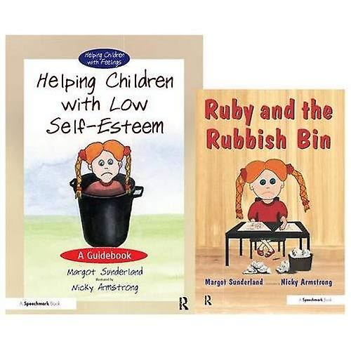 Helping Children with Low Self-esteem: AND Ruby and the Rubbish Bin (Helping Children)