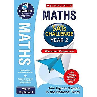 SATs Challenge: Maths�Classroom Programme Pack (Year�2) (SATs Challenge)