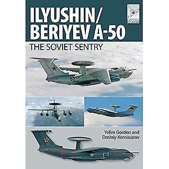 Flight Craft 6: Il'yushin/Beriyev A-50: The 'Soviet Sentry'