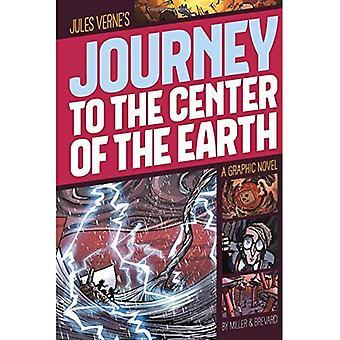 Die Reise zum Mittelpunkt der Erde (Grafik drehen: Common Core-Editionen)