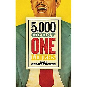 5.000 grote One Liners
