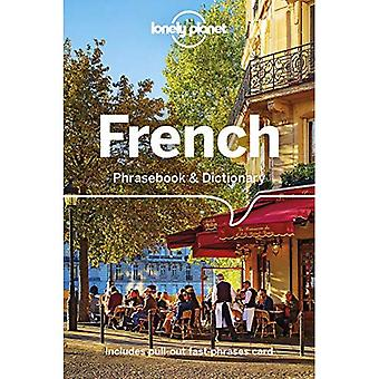 Lonely Planet French Phrasebook & Dictionary (Phrasebook)