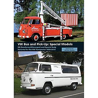 VW Bus and Pick-Up: Special Models: SO