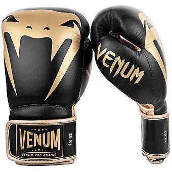 Venum Giant 2.0 Pro Boxhandschuhe schwarz/Gold