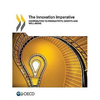 Innovation tvingende bidrager til vækst i produktiviteten og trivslen af OECD