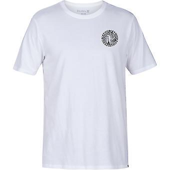 Hurley Wormhole Short Sleeve T-Shirt