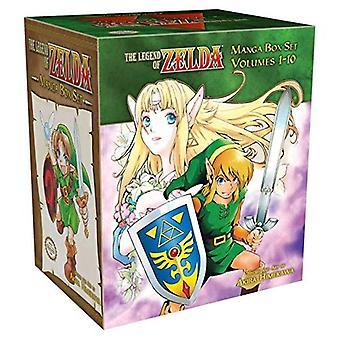 The Legend of Zelda-Box-Set