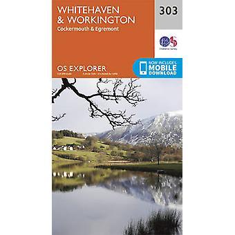 Whitehaven and Workington (September 2015 ed) by Ordnance Survey - 97