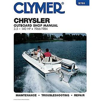 Chrysler Outboard Shop Manual 3.5-140 HP 1966-1984 (5th Revised editi
