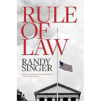 Rule of Law by Randy Singer - 9781496418166 Book