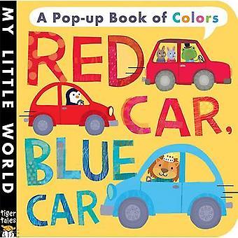 Red Car - Blue Car by Jonathan Litton - Lisa Verrall - 9781680105063