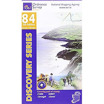 Cork - Kerry (5th Revised edition) by Ordnance Survey Ireland - 97819