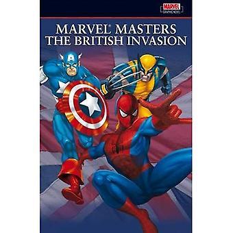 The British Invasion: v. 1 (Marvel Masters): v. 1 (Marvel Masters)