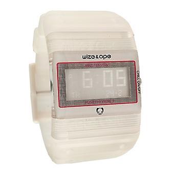 WIZE og ope 77 klar digital Watch WO-77-7