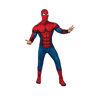 Adult Spiderman Costume
