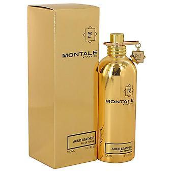 Montale Aoud cuir Eau De Parfum Spray (Unisex) par Montale