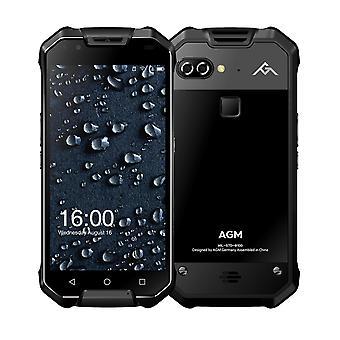 Agm x2 smartphone - ip68 impermeable, Android 7.1, octa core, cámaras duales, 6gb ram 128gb rom - edición clásica