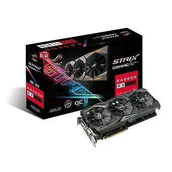 ASUS ROG Strix rx580 o8g gaming 8GB GDDR5