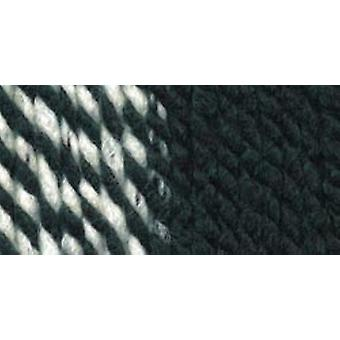 Wool Ease Thick & Quick Yarn Spartans Stripes 640 605