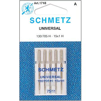 Universal Machine Needles Size 11 75 5 Pkg 1718