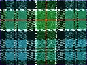Colquhoun, Antique - Pure tartan de laine