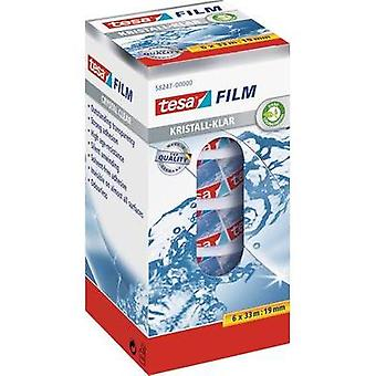 Tesa film tesa tesa® Transparent (L x W) 33 m x 19 mm