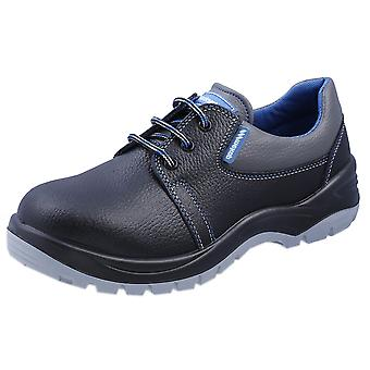 POLICAP 101 - work & safety shoes S1 - SRC Mekap safety leather structure