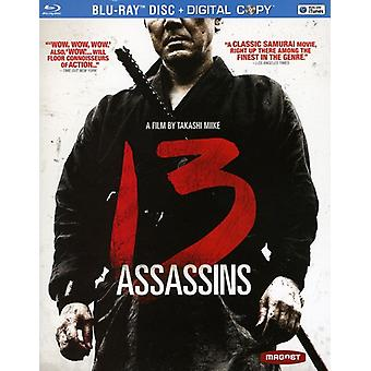 13 Assassins [BLU-RAY] USA import