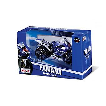 Burago Yamaha Factory Racing Team GP 2014 1/18
