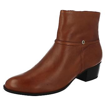 Ladies Van Dal Smart Ankle Boots Juliette