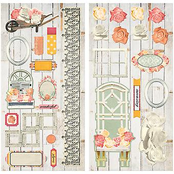 Aryia's Garden Adhesive Chipboard Accents 6