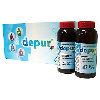 Master Diet 4 Depur 15 Vials (Diet , Supplements)