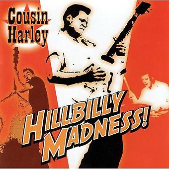 Fætter Harley - Hillbilly vanvid! [CD] USA import