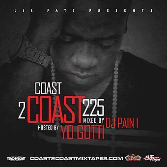 Yo Gotti - Coast 2 Coast 225 [CD] USA import
